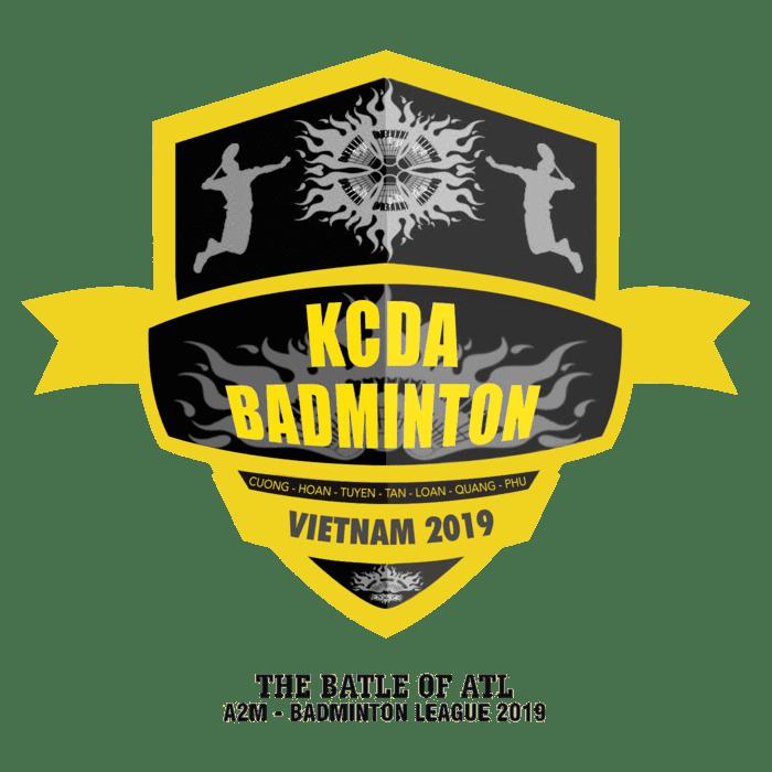 KCDA Badminton